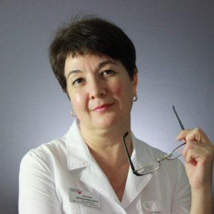 Специалист клиник Знакомы доктор - Энговатова Елена Владимировна