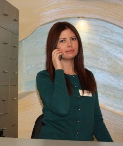 Специалист клиник Знакомы доктор - Соколовская Ксения Павловна
