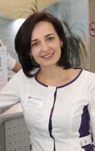 Специалист клиник Знакомы доктор - Забродина Дарья Михайловна